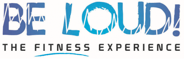 BE LOUD - the Fitness Experience Logo